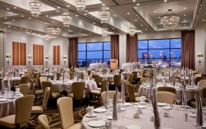 The Vista Ballroom, photo courtesy of the Hutton Hotel