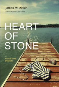 Cover Story: Heart of Stone / James W. Ziskin
