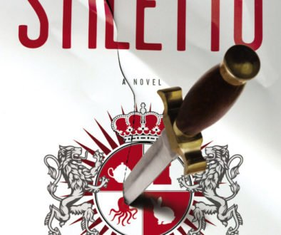 Stiletto by Daniel O'Malley / Reviewed by Clay Snellgrove