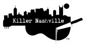 The Killer Nashville Logo (BW)
