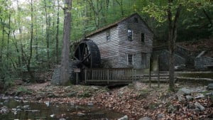 James Rice Grist Mill