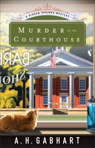 Murder at the Courthouse Book Cover
