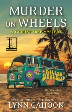 Find Murder on Wheels on Amazon.com*